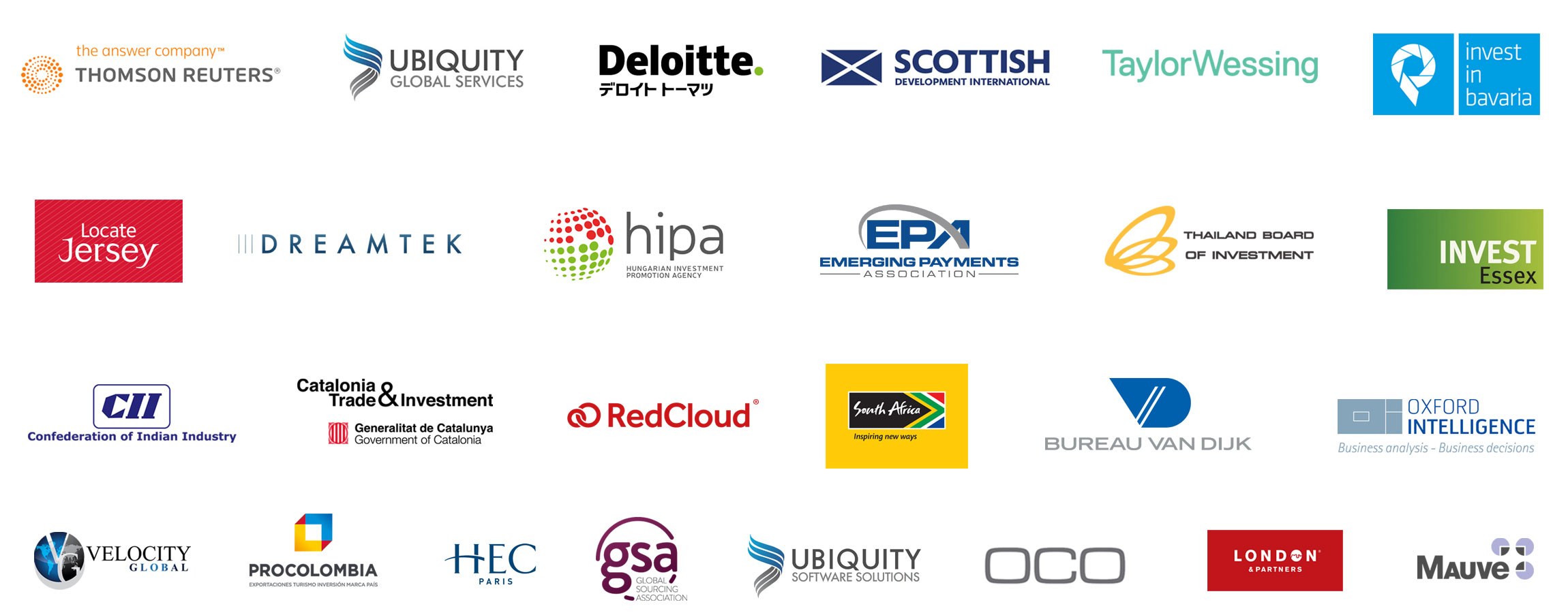 View all sponsors and exhibitors at the Brexit & Global Expansion Summit